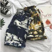 メンズパンツ ショートパンツ メンズ 運動パンツ 短パンツ 膝上パンツ