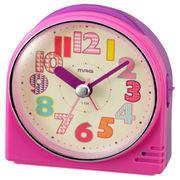 MAG 電子音目覚まし時計「クリップ」(ピンク)