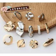 新品 ハンドメイド ピアス 銅材質 アクセサリーパーツ