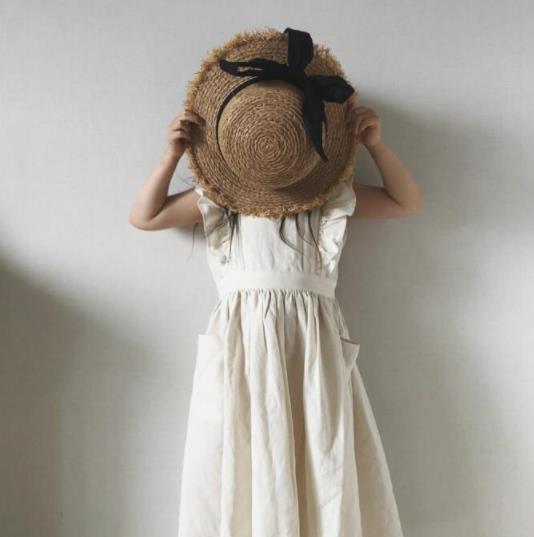 キッズワンピース ファッション 女の子 カジュアル ワンピース  可愛い 夏