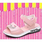 2019新品★可愛いデザインの子供靴★シューズ★サンダル★キッズ靴★女の子★2色★サイズ27-37