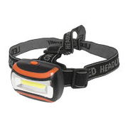 LEDヘッドライト/超高輝度/COB型LED/275lm/ヘッドライト/電池式/角度調整90度/275ルーメンヘッドライトH