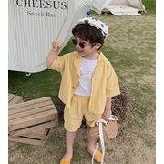 ★夏新品★キッズファッション★キッズ   コート+パンツ セットアップ