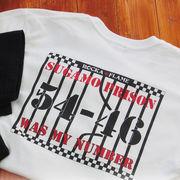 ROCKA FLAME【SUGAMO PRISON】Tシャツ