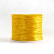 ポリウレタンゴム 31 浅金黄  ハンドメイド ブレスレット 水晶の線 約80m 全34色 オペロン 糸
