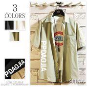 予約ワイシャツ♪全3色◆【春夏新作】