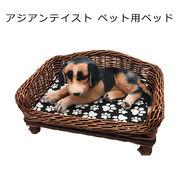 ペット 犬 ベッド 猫 用品 ソファ ペット用 ボックスベッド 犬用 猫用 カドラー クッション アンティーク