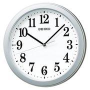 セイコー 電波掛時計 コンパクト プラスチック枠 KX379S 00023215