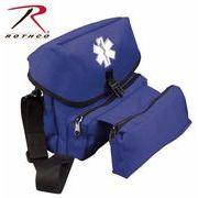 Rothco EMS Medical Field Kit EMSメディカルフィールドキットバッグ ブルー