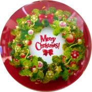 マグネット クリスマスリース 2