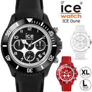 ICEWATCH アイスウォッチ ICE-WATCH ICE Dune アイスデューン 白黒赤 ユニセックス メンズ レディース