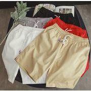 メンズ新作半ズボン ジョガーパンツ チノパン ハーフパンツ カジュアル 大きいサイズ 全5色
