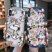 【ファッション新品】 携帯電話カバー iPhoneカバー スマホケース 保護 スヌーピー ディズニー