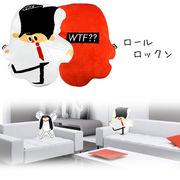【売り切れごめん】キャラクタークッション3柄アソート