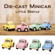 【 Little Beetle (Pastel Color)(S) 】★ダイキャストミニカー12台セット★