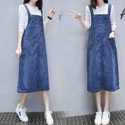【大きいサイズXL-4XL】【春夏新作】ファッションワンピース