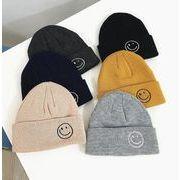 2019年秋冬新品★同梱でお買得★ニット帽子★子供帽子★キッズ帽子★可愛い帽子★防寒★9色