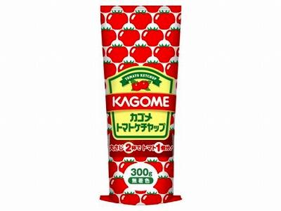 KAGOME カゴメ トマトケチャップ チューブ入り 300g x10 *