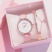 ファッションウォッチ カジュアルウォッチ クォーツ PUバンド 時計 腕時計