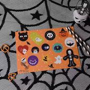 【即納】 巾着袋 包装袋 ギフト プレゼントラッピング ハロウィン カート リボン pg