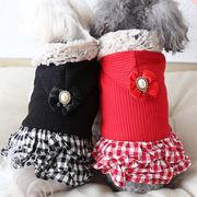 秋冬新作 犬猫の服 防寒 人気 ファッション 小中型犬服 犬猫洋服 ペット用品 ドッグウェア
