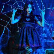 【ハロウィン】天使/悪魔 Halloween コスプレ衣装 ワンサイズ レディース コスチューム