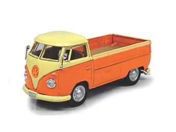 Cararama/カララマ VW T1 ピックアップ オレンジ