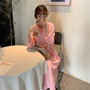 初回送料無料 2019 カジュアル シンプル ワンピ 大人気 全3色 dyggh-1908axm26秋夏 新作
