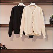 【大きいサイズXL-4XL】ファッション/トップス♪アンズ/ブラック2色展開◆