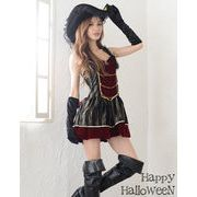 Let'sハロウィンパーティ!!3点セット/カリビアンワンピース 海賊 ハロウィン コスプレ 仮装 衣装