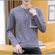 【大きいサイズM-3XL】ファッション/人気トップス♪グレー/ブラック/グリーン3色展開◆
