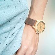 大人気 腕時計 木材クォーツ時計 木製腕時計