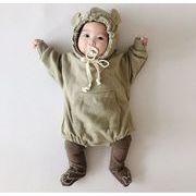 秋装★♪キッズファッション★♪長袖の★♪連体服★♪男女兼用★ベビー服★♪♪♪