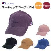 【Champion】Champion ローキャップ コーデユロイ 帽子 381-4019