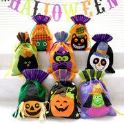 ハロウィン ★エイプリルフール★ハンドバッグ ★カボチャ★手提げバッグ★万聖節★幽霊 クモ キャンディ