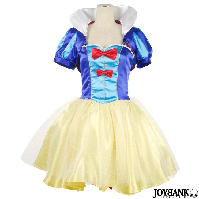 halloween sale・[8mm]白雪姫コスチューム 【スノーホワイト/童話/コスプレ/衣装/ドレス/プリンセス】