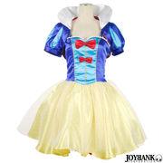 白雪姫コスチューム S M Lサイズ【スノーホワイト/童話/コスプレ/衣装/ドレス/プリンセス】