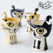 Hannah Turner(ハンナターナー)  /  Egg cups Cat(エッグカップ 猫)全4種類