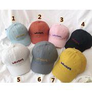 ★新品★大人気 キッズファション★子供 帽子★ 帽子  キャップ