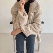 【NEW】テディベアジャケット★韓国ファッション★冬★アウター★あったか★もこもこ