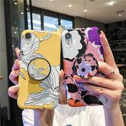 iPhone ケース スマホケース iPhoneXR iPhoneXS ケース フラワー