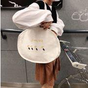 トートバッグ★レディースファッション★ショルダーバッグ★収納バッグ★キャンパスバッグ★
