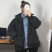 つる 柔らかい 冬 韓国風 女性服 超人気 手厚い コットンコート + デニムのジャケッ