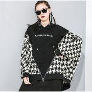 u15794 トップス ゆったり 韓国ファッション レディース Tシャツ セーター 大きいサイズ