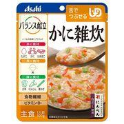 アサヒグループ食品(Asahi) バランス献立 [UD]かに雑炊