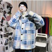 秋冬新作◆メンズ◆ニット トップス◆長袖◆カジュアル◆前あきのセーター  ◆ニットウェア