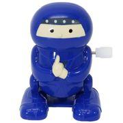 【おもちゃ】忍者 バク転ニンジャ ブルー