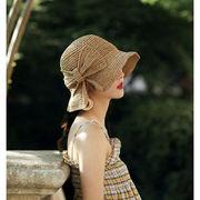帽子 レディース 春 夏 おしゃれ 女性 旅行 日焼け止め UVケア フリーサイズ