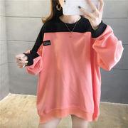 春夏新作 732072大きいサイズ 韓国 レディース ファッション    Tシャツ   LL-4L