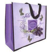 フランス ショッピングバッグ『Lavande Jolie Provence』